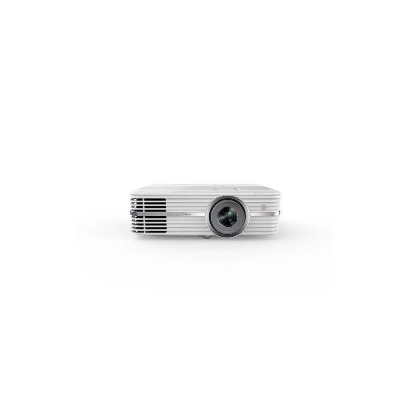 optoma uhd300x videoproiettore proiettore portatile 2200 ansi lumen dlp 2160p (3840x2160) bianco