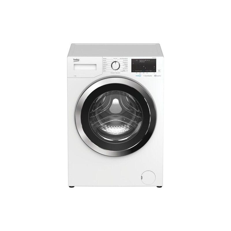Beko Wya81643le1 Lavatrice Libera Installazione Caricamento Frontale 8 Kg 1600 Giri/min C Bianco (Wya81643le1)