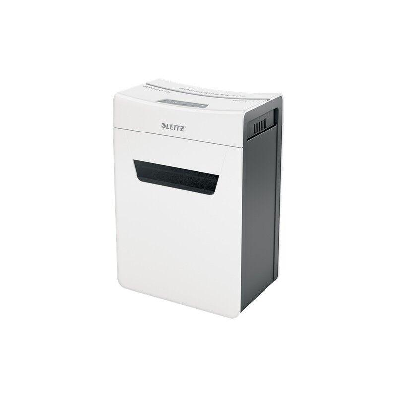Leitz 80920000 Distruggi Documenti Grigio, Bianco (80920000)
