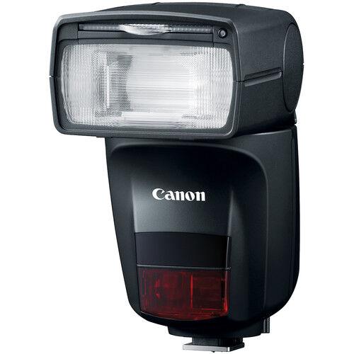 Canon 470ex-Ai Speedlite - Testa Motorizzata - 2 Anni Di Garanzia In Italia