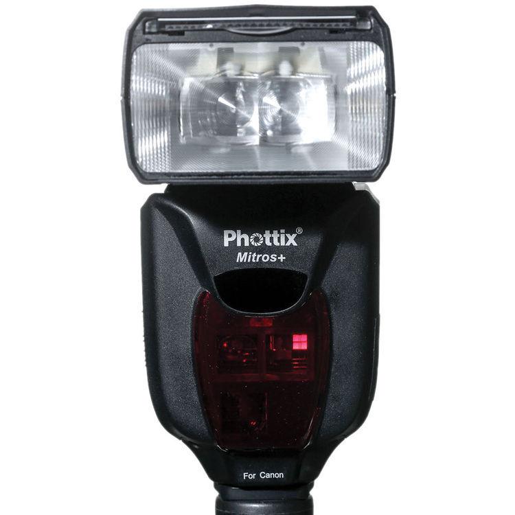 Phottix Mitros+ - Flash Ttl Master/slave - Canon