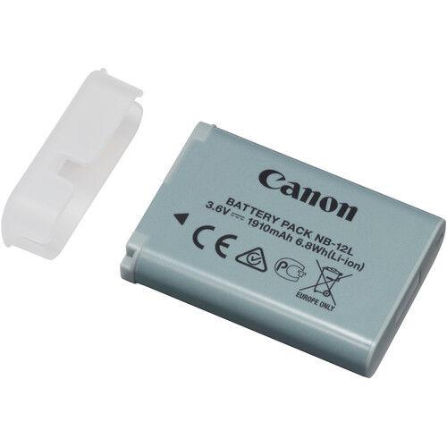 Canon Batteria Originale Nb-12l - Powershot G1 X Mark Ii - N100