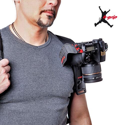 B-Grip Tk (Travel Kit) - Accessorio Per Il Fissaggio Di  Bh Su Zaino - Gar. 2 Anni