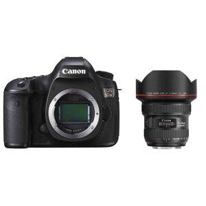 Canon Eos 5ds + Ef 11-24mm F/4l Usm - 2 Anni Di Garanzia