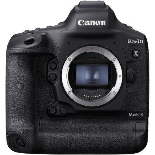 Canon Eos 1dx Mark Iii - Corpo - 2 Anni Di Garanzia In Italia