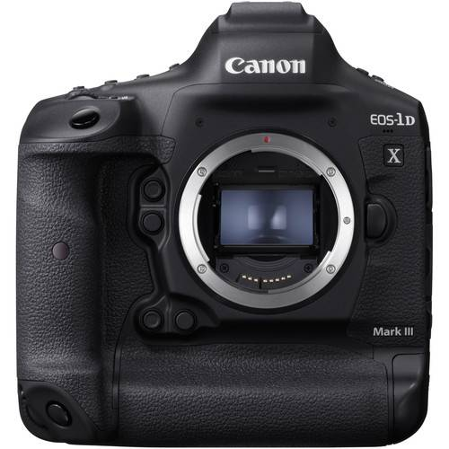 Canon Eos 1dx Mark Iii - Corpo - 4 Anni Di Garanzia In Italia