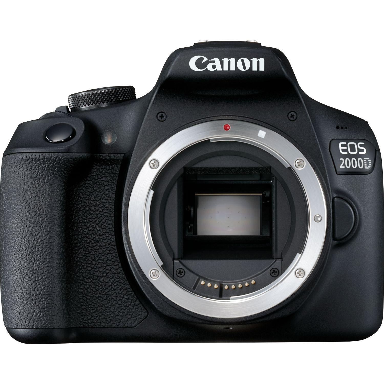 Canon Eos 2000d Corpo - 2 Anni Di Garanzia
