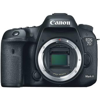 Canon Eos 7d Mark Ii Corpo - 4 Anni Di Garanzia In Italia