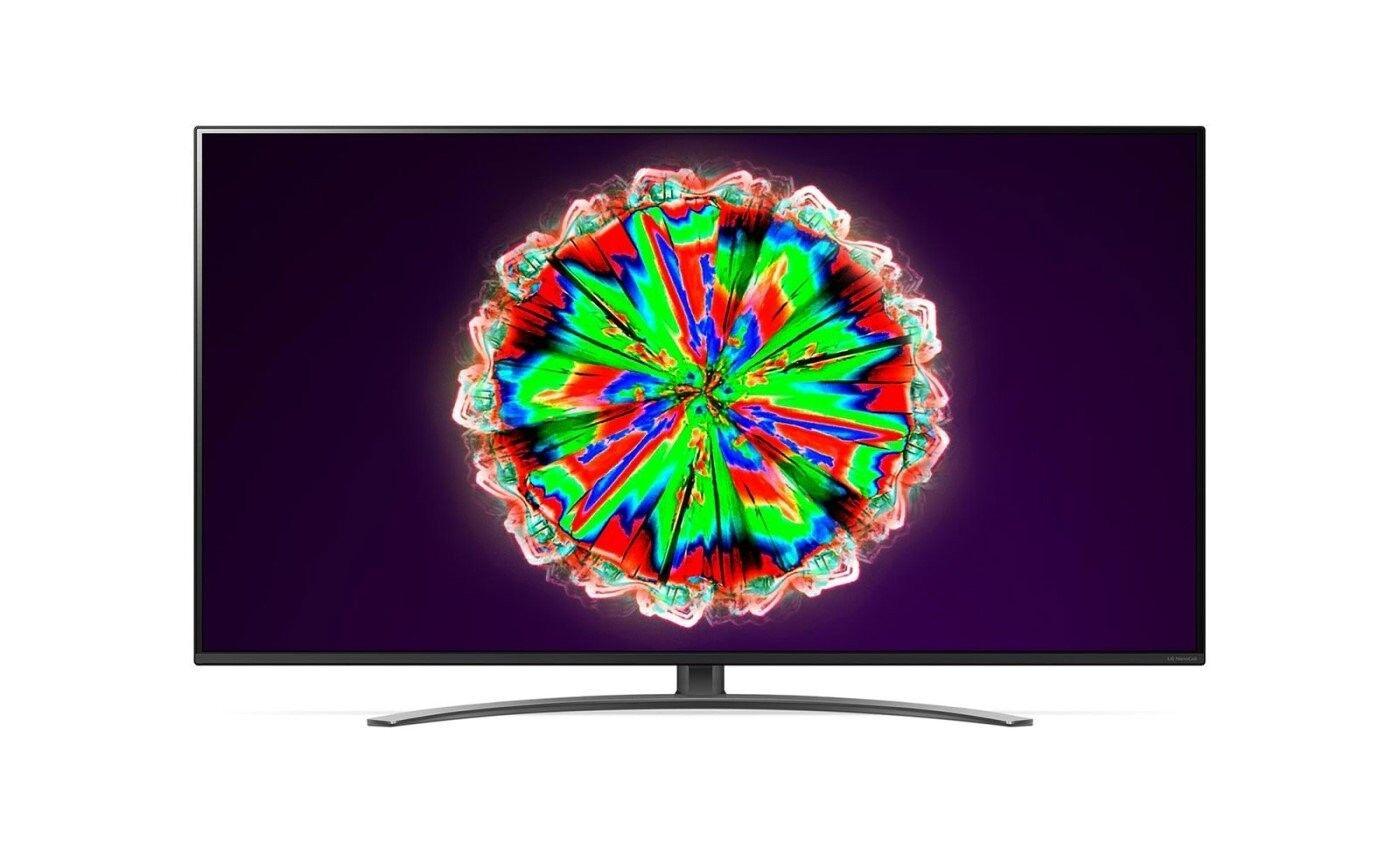 """LG Smart Tv 65"""" Nanocell 4k Hdr 10 Pro Wide Color Gamut Ampia Gamma Di Colori Bluetooth Wifi Wi-Fi 2 Usb 4 Hdmi Ai Thinq Dvb T2 C S2 65nano813"""