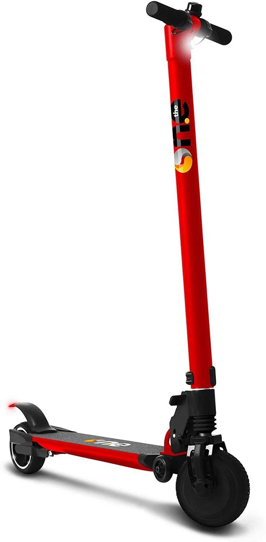 Monopattino Elettrico 250w 24v The One Spillo Rosso