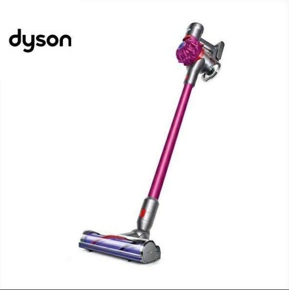 Dyson Aspirapolvere Scopa Elettrica Senza Filo Dyson Modello V7 Motorhead Da 160 W E 0.54 Lt Senza Sacco Colore: Fuxia