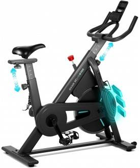 OVICX Q100C Cyclette - Bicicletta Magnetica Spinning