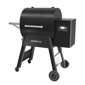 Traeger Barbecue a pellet mod. Ironwood 650 + 2 sacchi pellet OMAGGIO