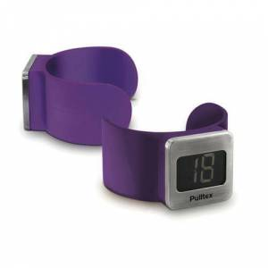 Pulltex Termometro Vino Digitale Viola
