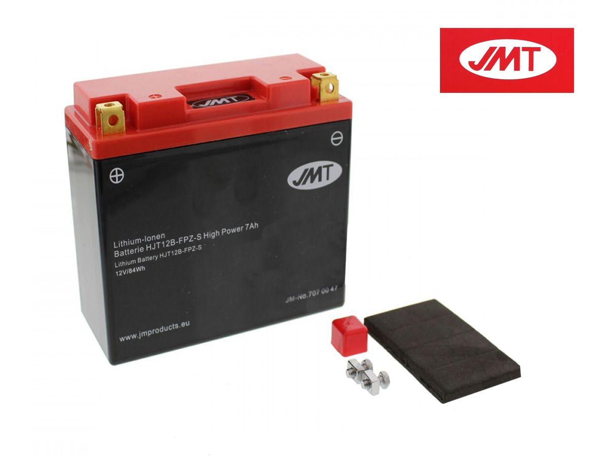 Jmt 7070047 Jmt Batteria Litio Yamaha Tdm 900 Rn084 03