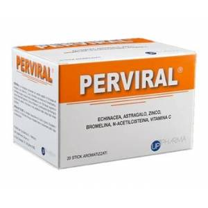 UP PHARMA Srl Perviral 20stick