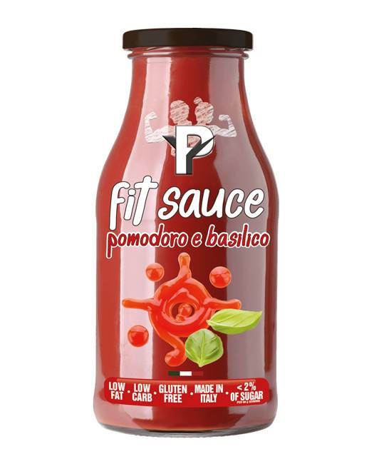 Pasta Young Fit Sauce Pomodoro/basilico 250g