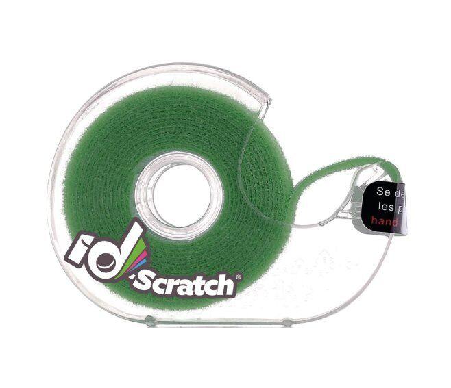 3P Design  ID-SCRATCH NASTRO ADESIVO PRE-TAGLIATO VERDE IN BOBINA DA 2,5 M IDS-DG-BOX-2