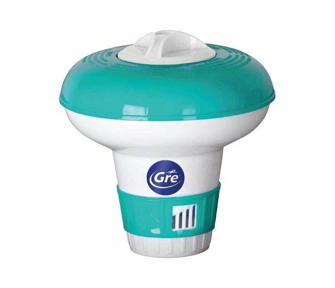 gre dosatore per piscine galleggiante 7 pastiglie 20 g. 40071