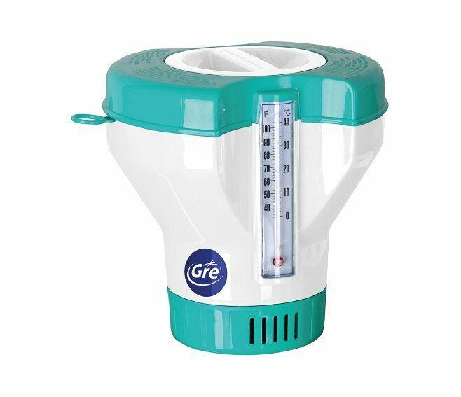 gre combi termo-dosatore per piscine galleggiante tavolette da 20 a 500 g 40070