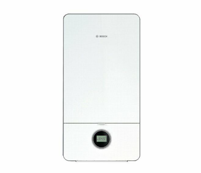 Bosch CONDENS GC7000I W 28 C 23 CALDAIA MURALE A CONDENSAZIONE BIANCO 7736901592