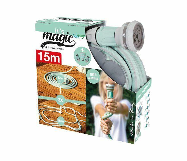 idroeasy magic soft 1/2 tubo di irrigazione da 15 metri 2720