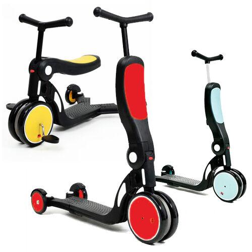 odg monopattino bambini triciclo bicicletta bambini cavalcabile trasformabile combo 3in1
