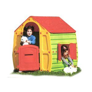 ODG Casetta Magical House Da Esterno Bambini Casa Gioco 110 Cm Altezza