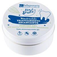 la saponaria wonderwhite trattamento sbiancante denti 50 g