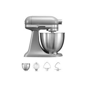 Kitchenaid Robot Artisan 3.3L grigio opaco 1 unità consegna entro 7/14 giorni