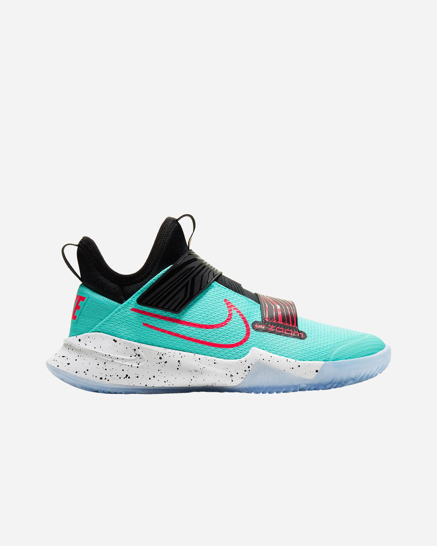 Nike Zoom Flight Gs Jr Scarpe Basket Uisex
