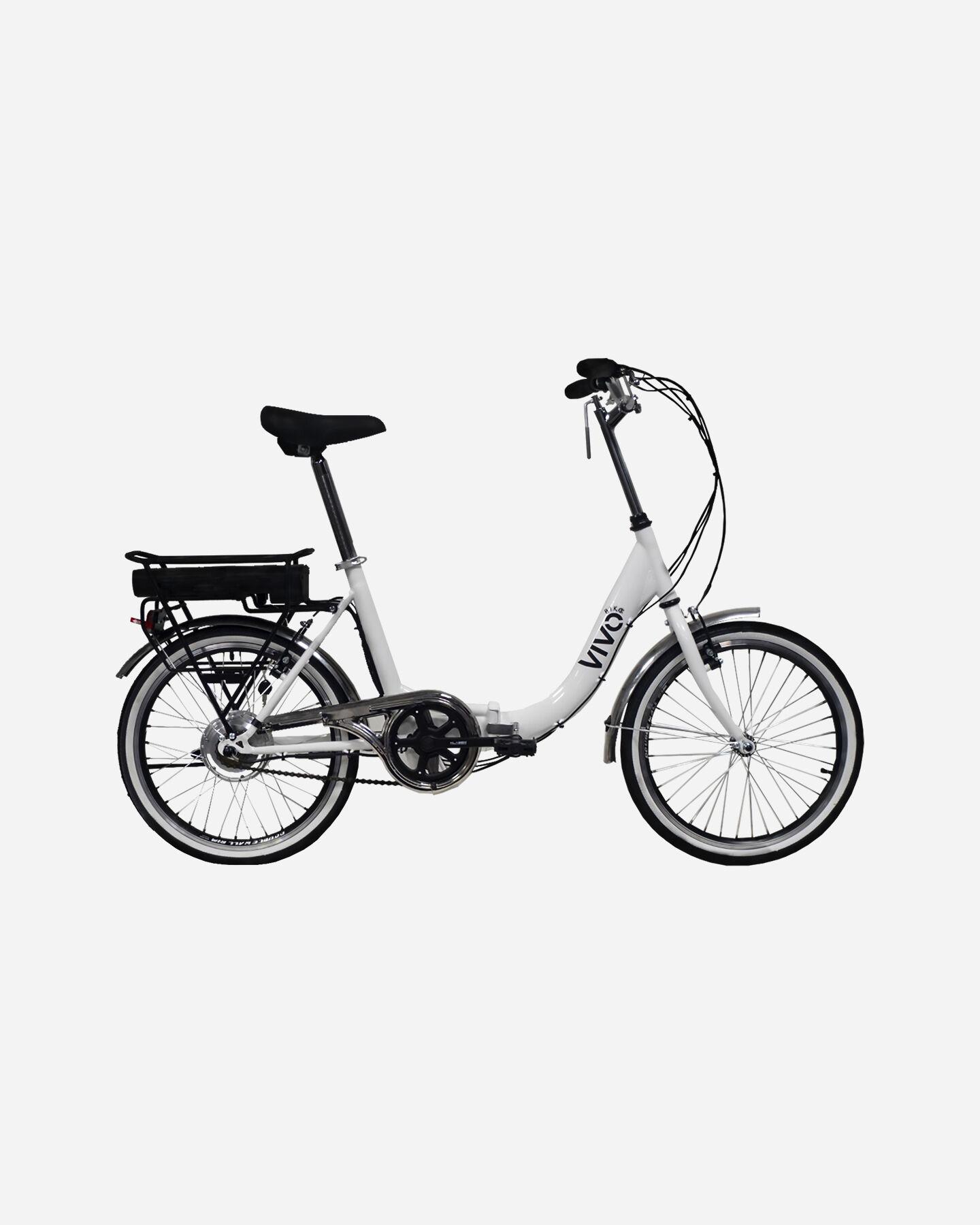 Vivobike E-bike City Vivo Urban Bici Elettrica Unisex