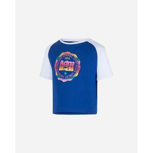 Admiral Crop Jr T-shirt Bambina