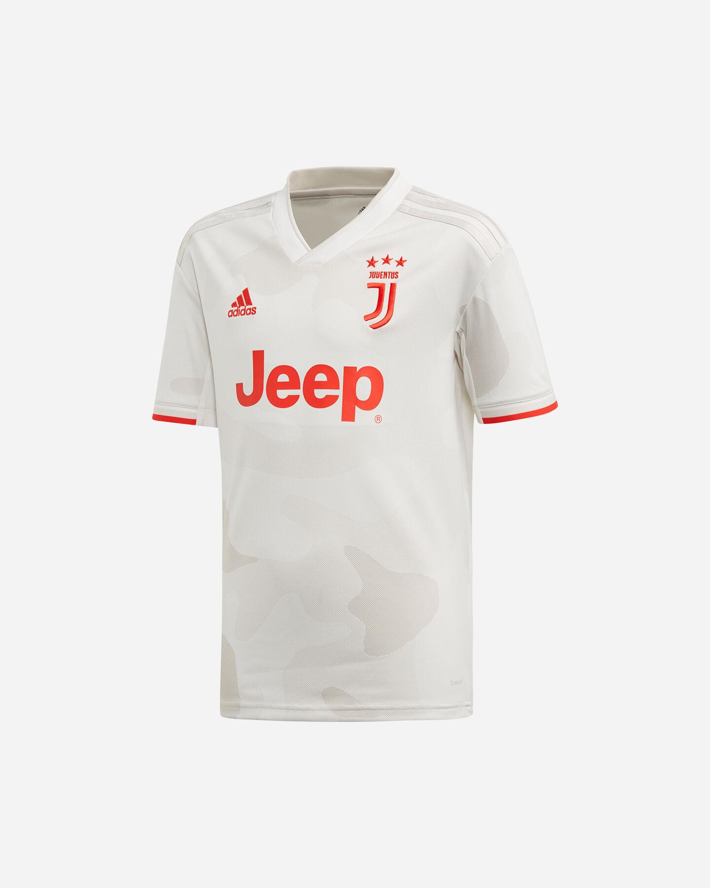 Adidas Juventus Away 19-20 Jr Maglia Calcio Bambino