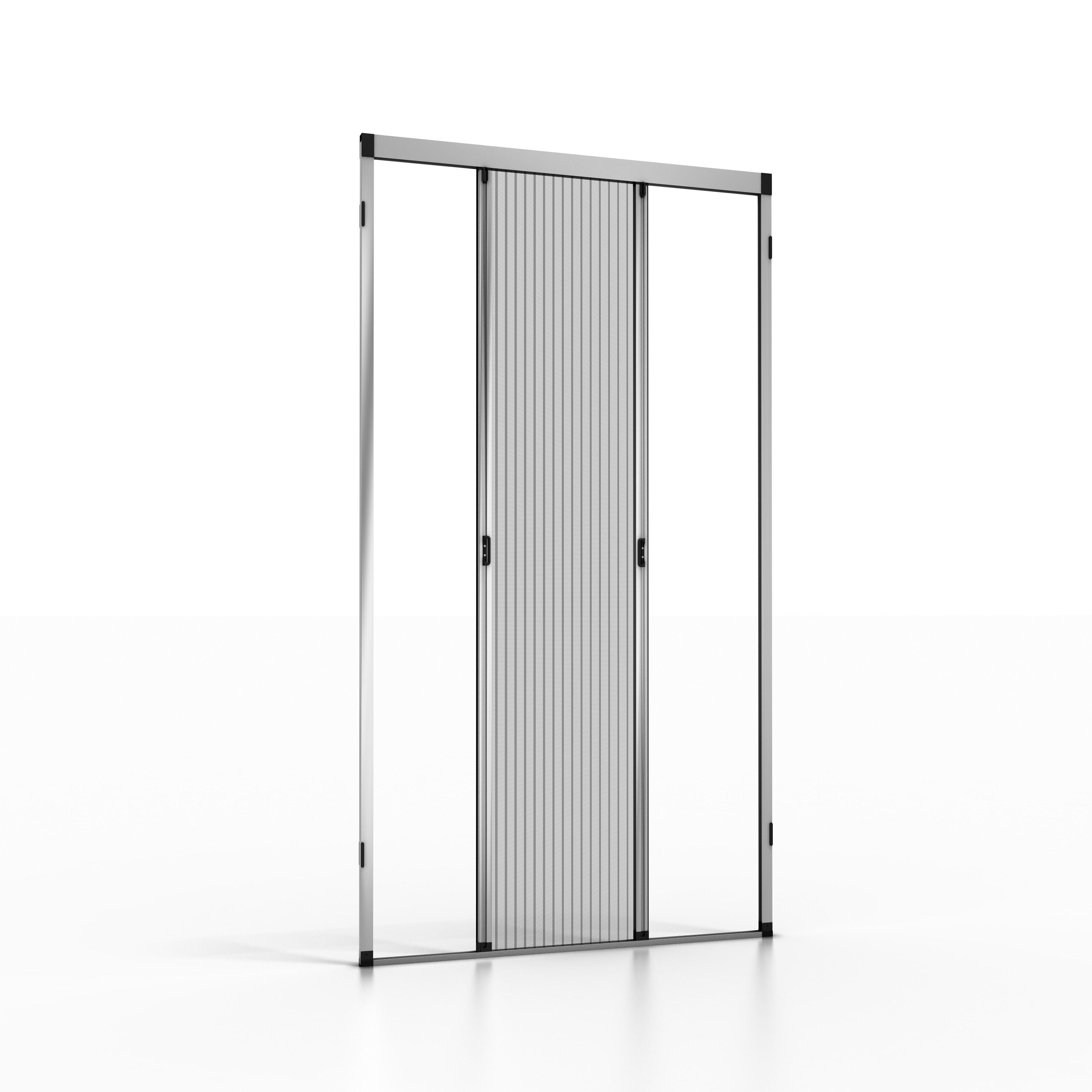 noflystore zanzariera plissettata per porta e porta-finestra noflystore platinum.03