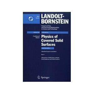 K. Christmann; H. J. Freund; J. Kim; B. Koel; H. Kuhlenbeck; M. Morgenstern; C. Panja; G. Pirug; G. Rupprechter; E. Samano; G.A. Somorjai Adsorption of Molecules on Metal, Semiconductor and Oxide Surfaces