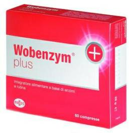 Named Spa Wobenzym+ Plus 60 Compresse