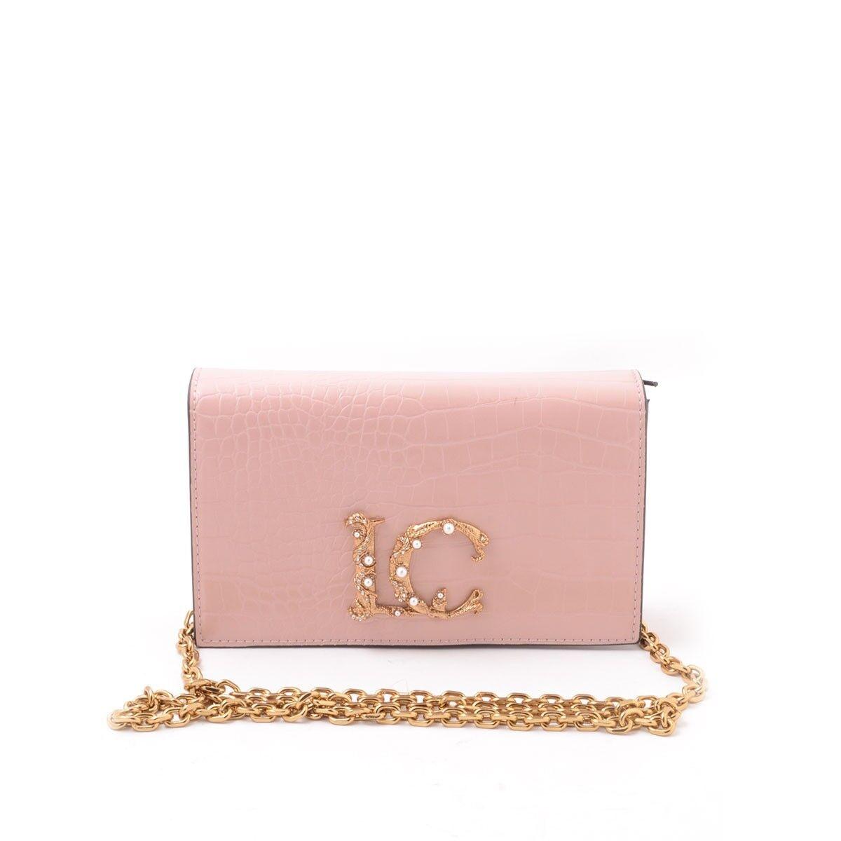 La Carrie Tracolla Night Edition Pochette Cocco Pink