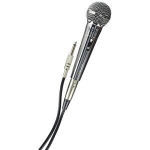 Invero Microfoni, aste e megafoni Pro-Sound Microphone Silver