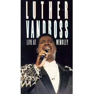 Luther Vandross - Live At Wembley