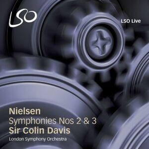 London Symphony Orchestra, Sir C. Davis Nielsen: Sinfonie Nn.2 & 3