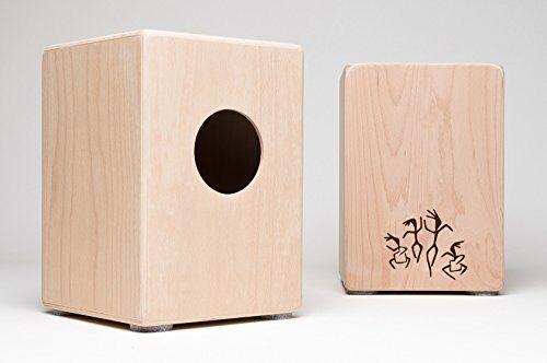 cajon-direkt cajon per bambini, junior box, tamburo, made in germany