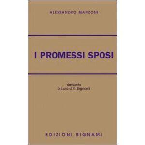 manzoni alessandro Promessi sposi. Riassunto ISBN:9788843320066