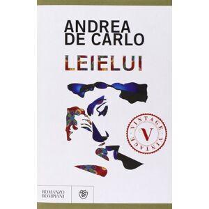 Andrea De Carlo Leielui ISBN:9788845268977