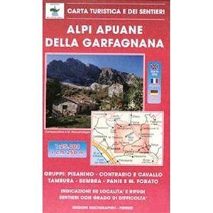 Alpi Apuane della Garfagnana ISBN:9788874651580