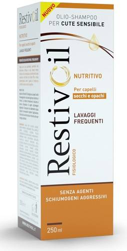 Chefaro Pharma Italia Srl Restivoil Fisiologico Nutritivo 250 Ml