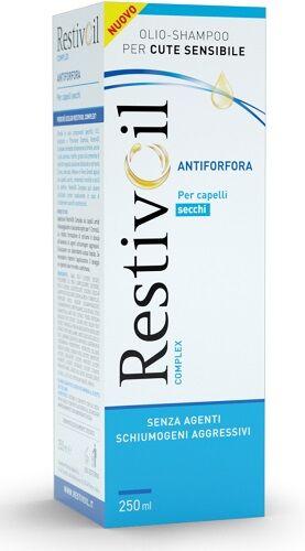 Chefaro Pharma Italia Srl Restivoil Complex Antiforfora Capelli Secchi 250 Ml
