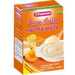 Plasmon (Heinz Italia Spa) Plasmon Pappa Lattea Frutta Mista 250 G 1 Pezzo