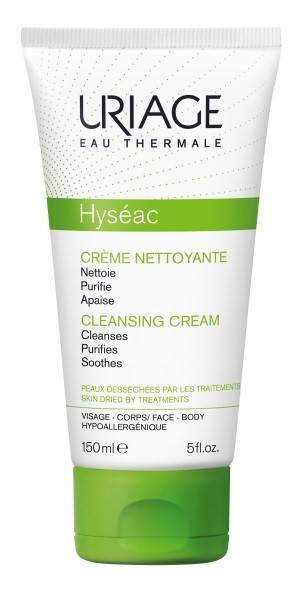 Uriage Hyseac Crema Detergente Tubetto 150 Ml