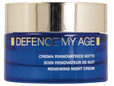 Bionike Defence My Age Crema Notte 50 Ml